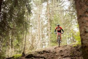 (c) Henrik J.Kippernes, flere bilder på http://www.terrengsykkel.no/Telex/Bildereportasje-Helgoeyatraakket